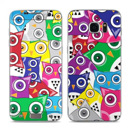 Hoot Galaxy S7 Edge Skin