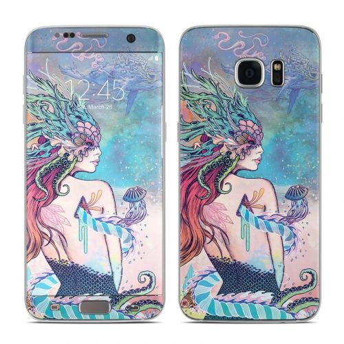Last Mermaid Galaxy S7 Edge Skin