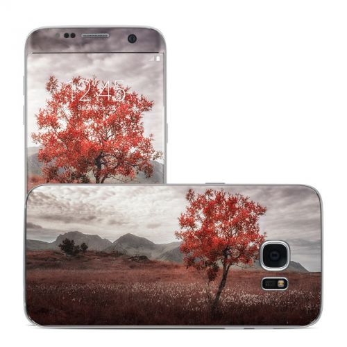 Lofoten Tree Samsung Galaxy S7 Edge Skin