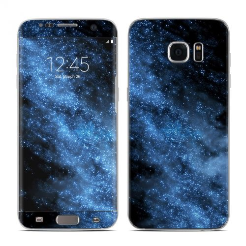 Milky Way Galaxy S7 Edge Skin