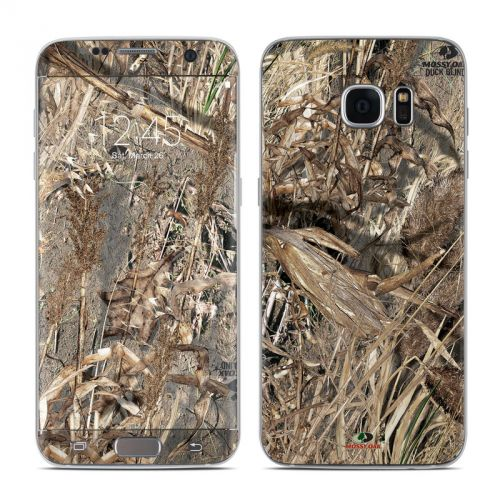 Duck Blind Galaxy S7 Edge Skin