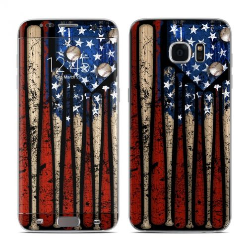 Old Glory Galaxy S7 Edge Skin