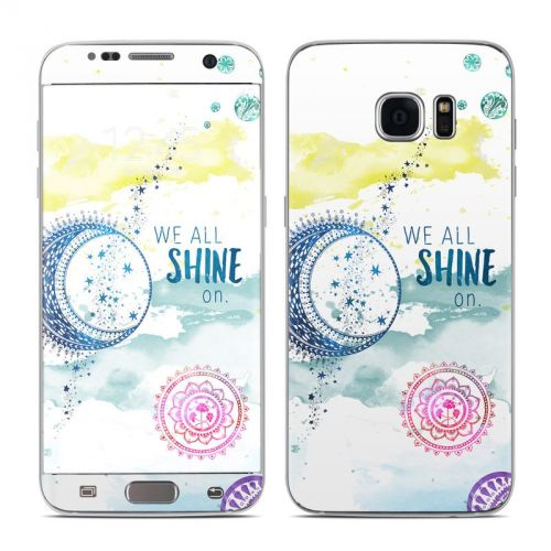 Shine On Galaxy S7 Edge Skin