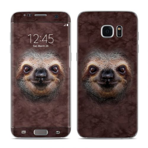 Sloth Galaxy S7 Edge Skin