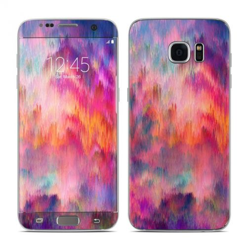 Sunset Storm Galaxy S7 Edge Skin