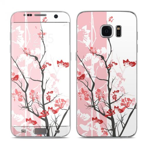 Pink Tranquility Galaxy S7 Edge Skin