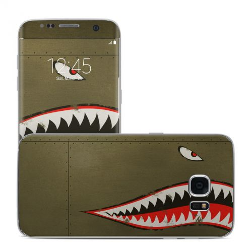 USAF Shark Galaxy S7 Edge Skin