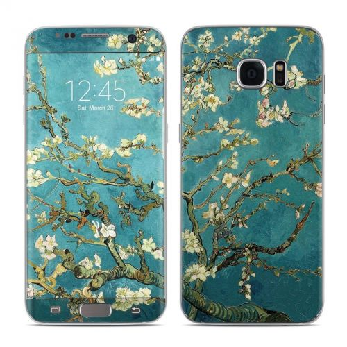 Blossoming Almond Tree Galaxy S7 Edge Skin