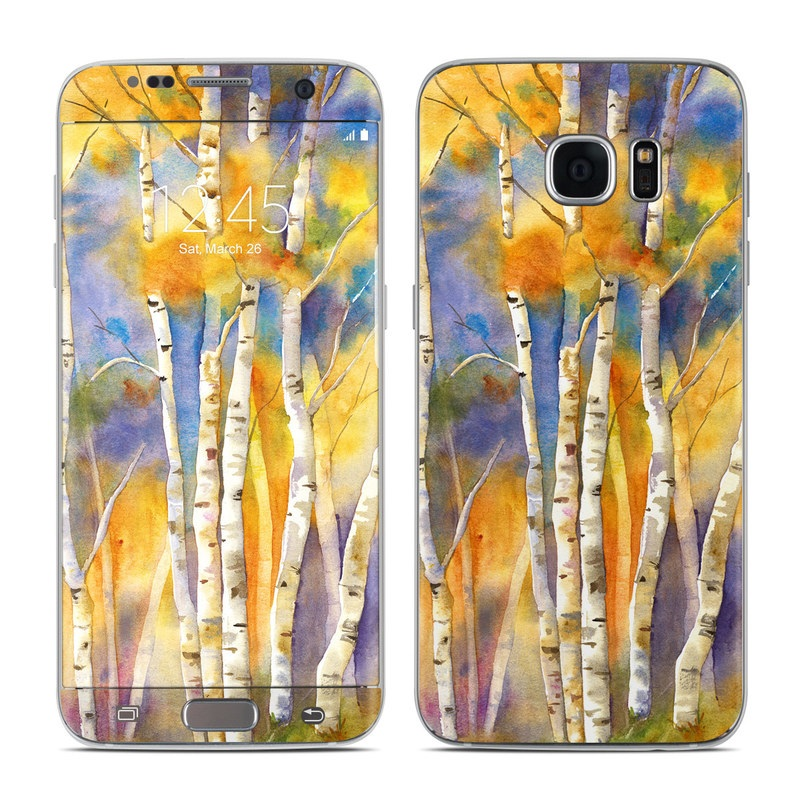 Aspens Galaxy S7 Edge Skin