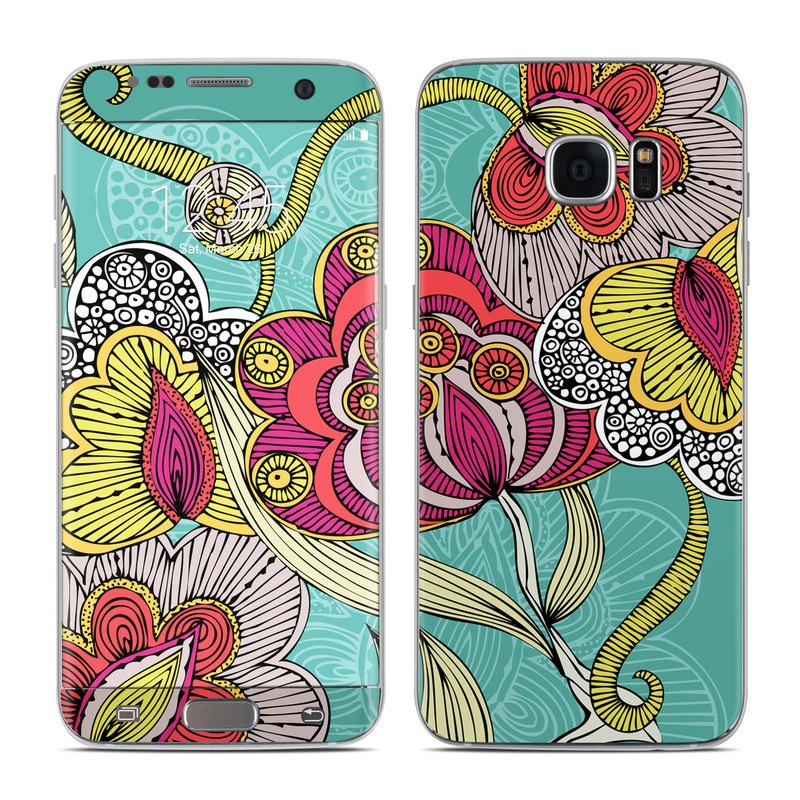 Beatriz Galaxy S7 Edge Skin