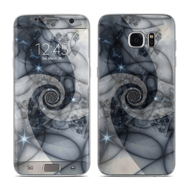 Birth of an Idea Galaxy S7 Edge Skin