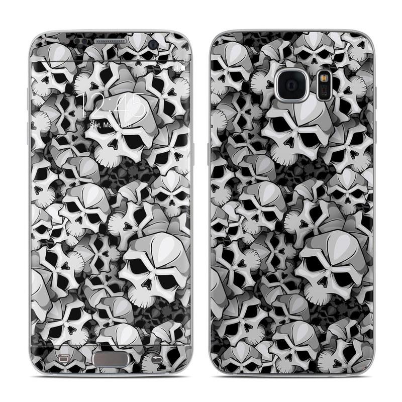 Bones Galaxy S7 Edge Skin