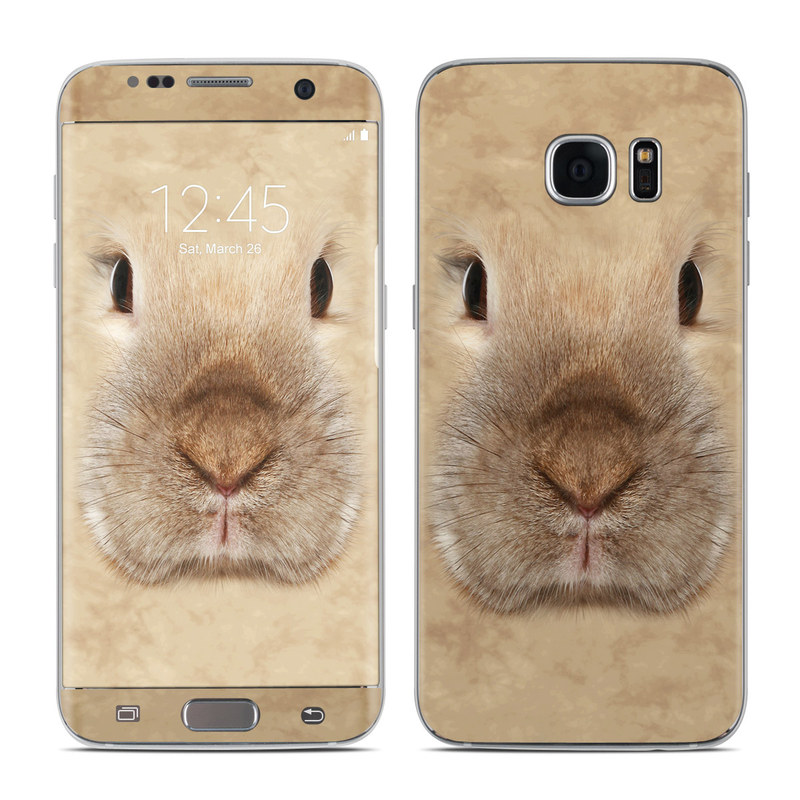 Bunny Galaxy S7 Edge Skin