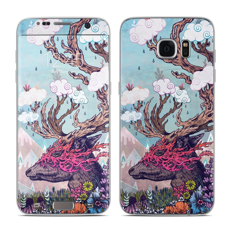 Deer Spirit Galaxy S7 Edge Skin