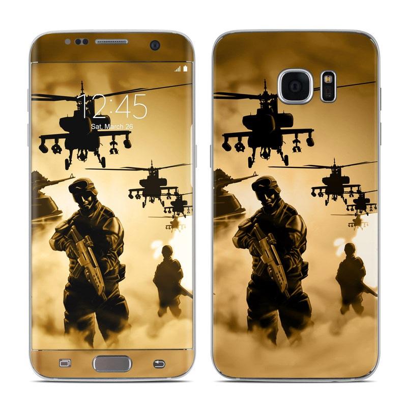 Desert Ops Galaxy S7 Edge Skin