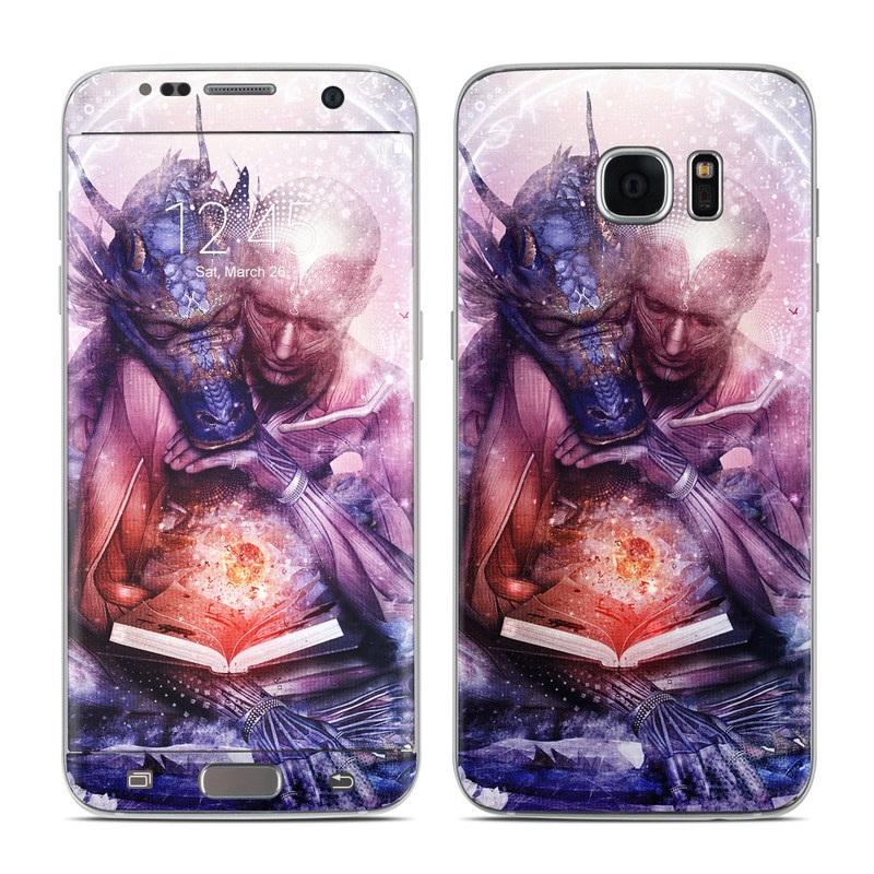 Dream Soulmates Galaxy S7 Edge Skin