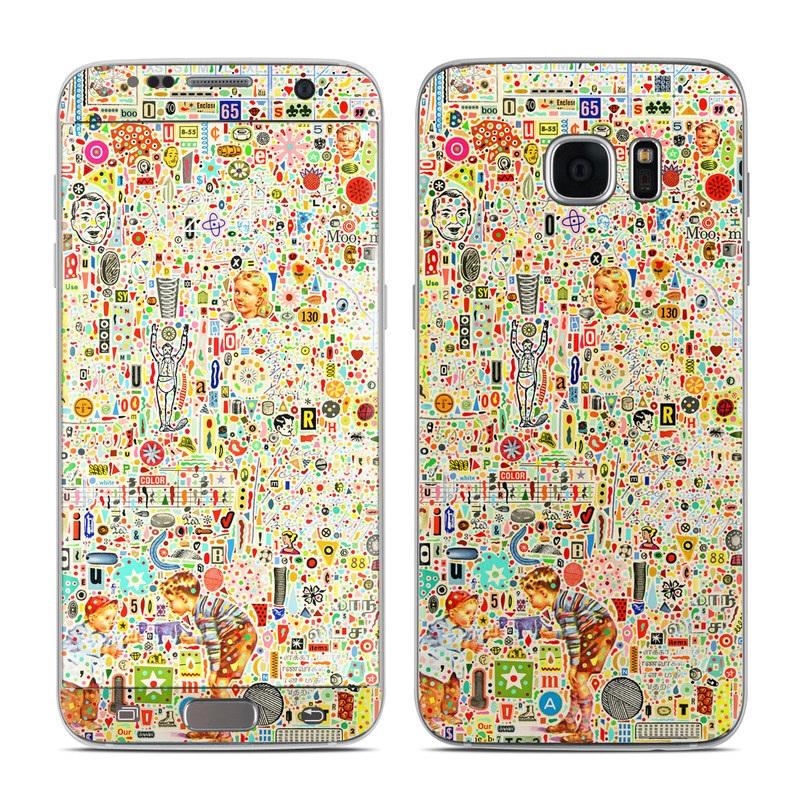 Effloresce Galaxy S7 Edge Skin