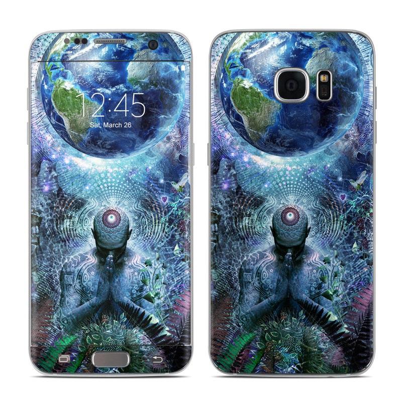 Gratitude Galaxy S7 Edge Skin