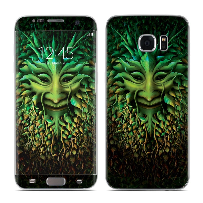 Greenman Galaxy S7 Edge Skin