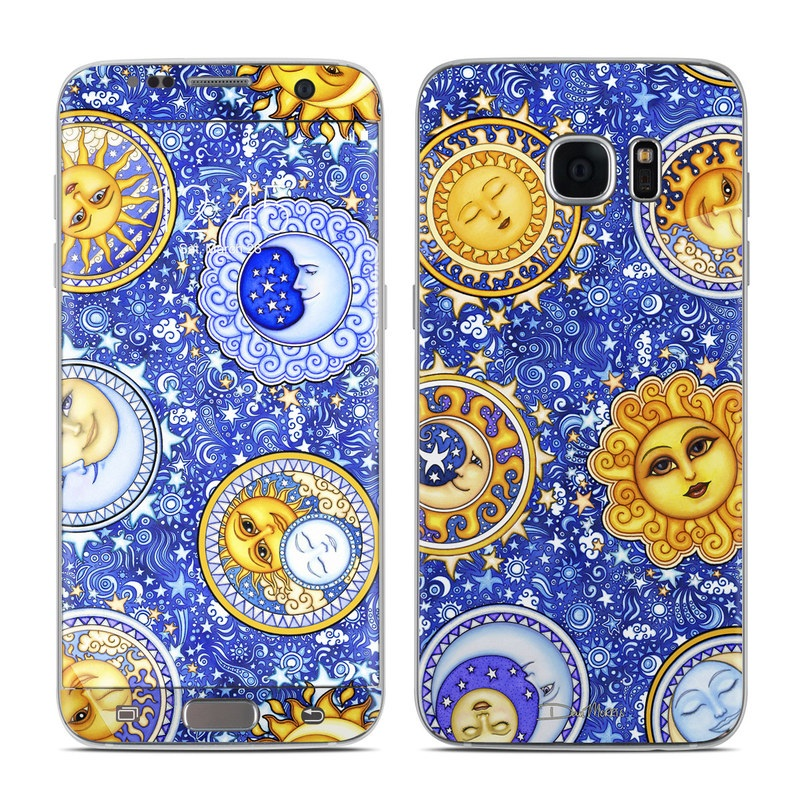 Heavenly Galaxy S7 Edge Skin