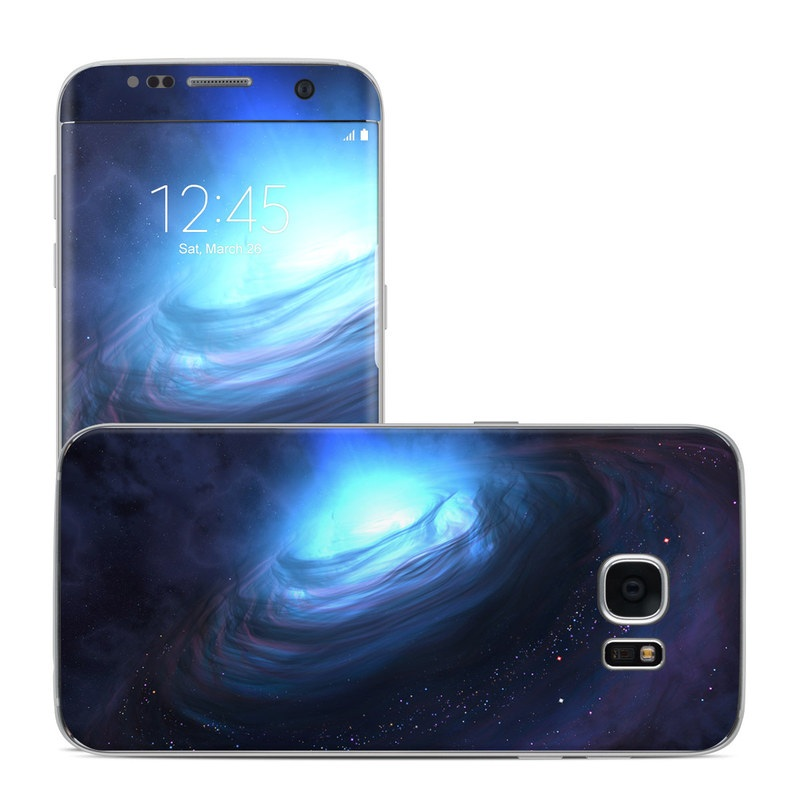 Hidden Forces Galaxy S7 Edge Skin