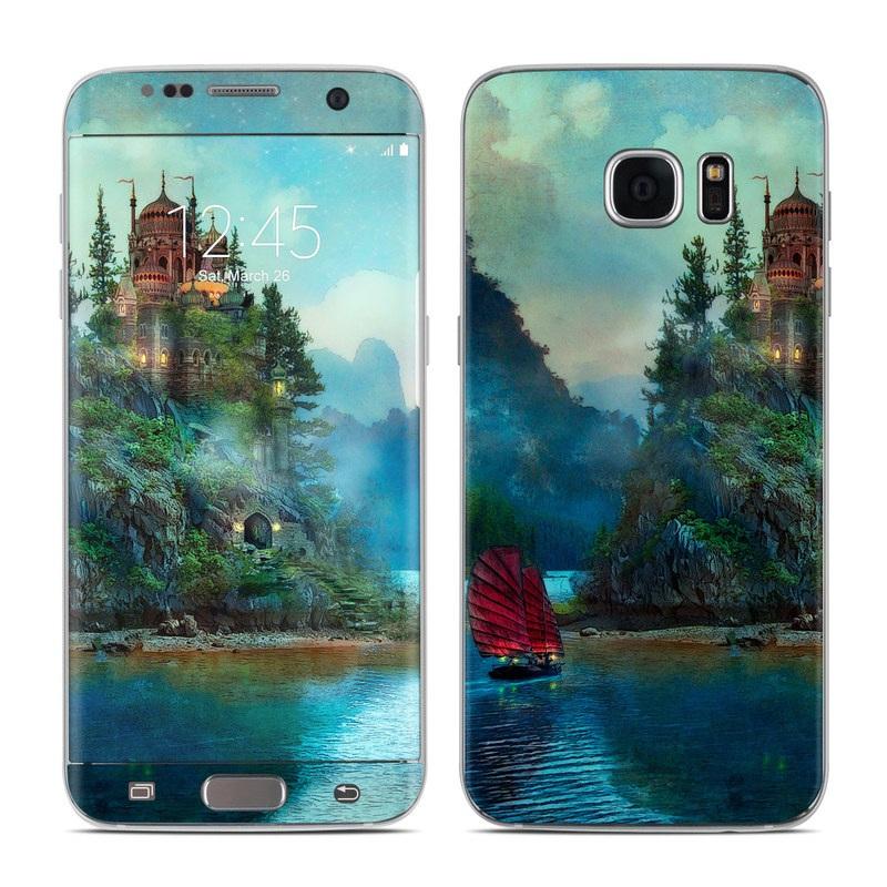 Journey's End Galaxy S7 Edge Skin