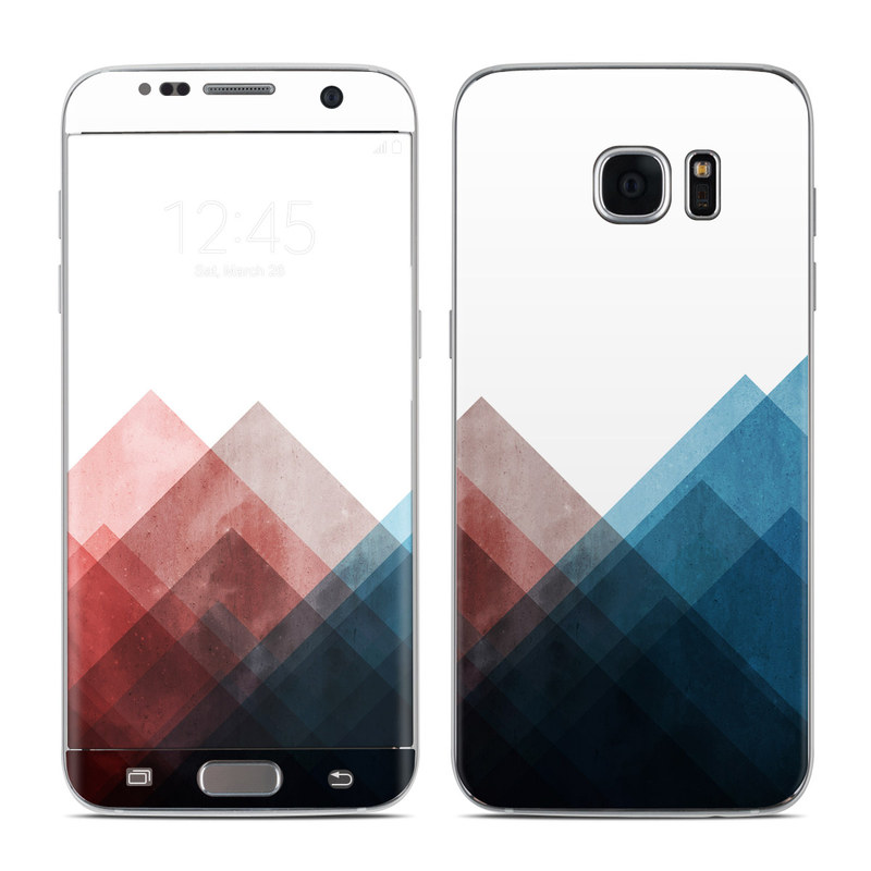 Journeying Inward Galaxy S7 Edge Skin