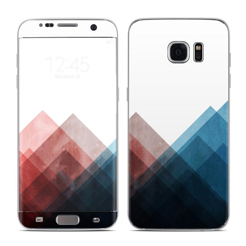 Journeying Inward Galaxy S7 Edge Skin