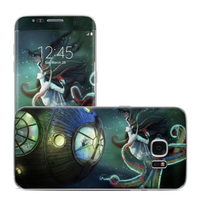 20000 Leagues Galaxy S7 Edge Skin