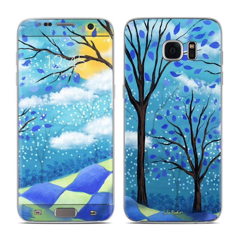 Moon Dance Magic Galaxy S7 Edge Skin