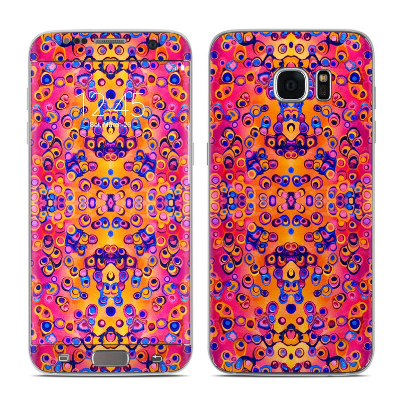 Moonlight Under the Sea Galaxy S7 Edge Skin
