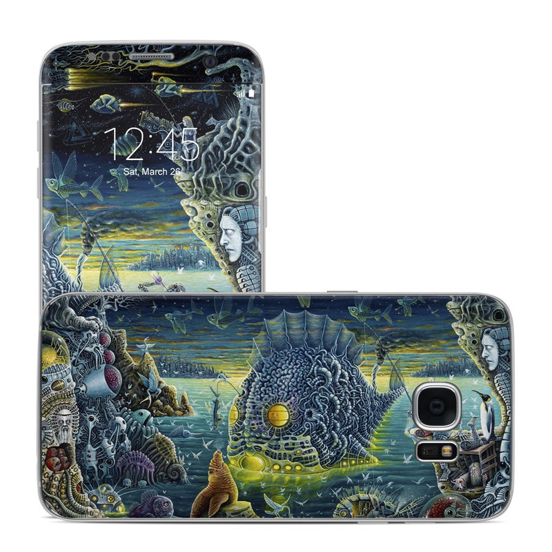 Night Trawlers Galaxy S7 Edge Skin