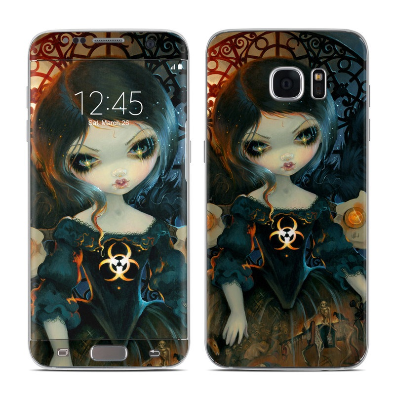 Pestilence Galaxy S7 Edge Skin