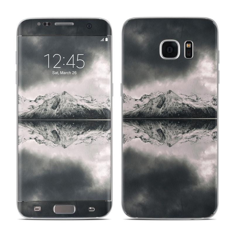 Reflecting Islands Galaxy S7 Edge Skin