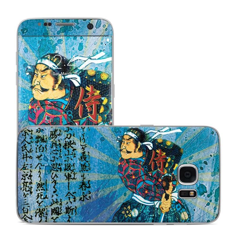 Samurai Honor Galaxy S7 Edge Skin