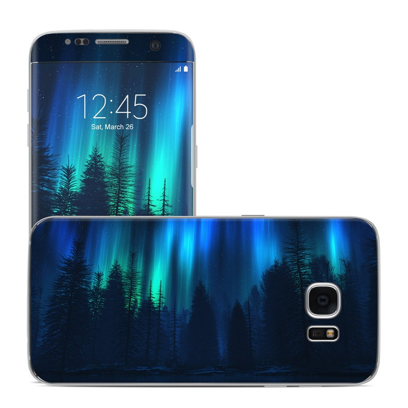 Song of the Sky Galaxy S7 Edge Skin