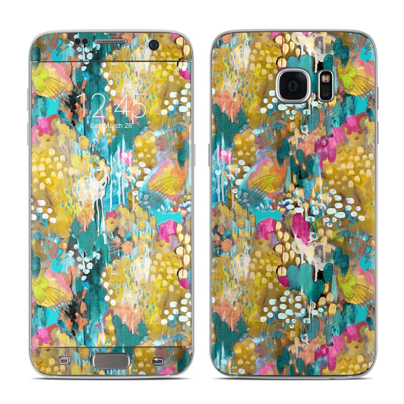 Sweet Talia Galaxy S7 Edge Skin