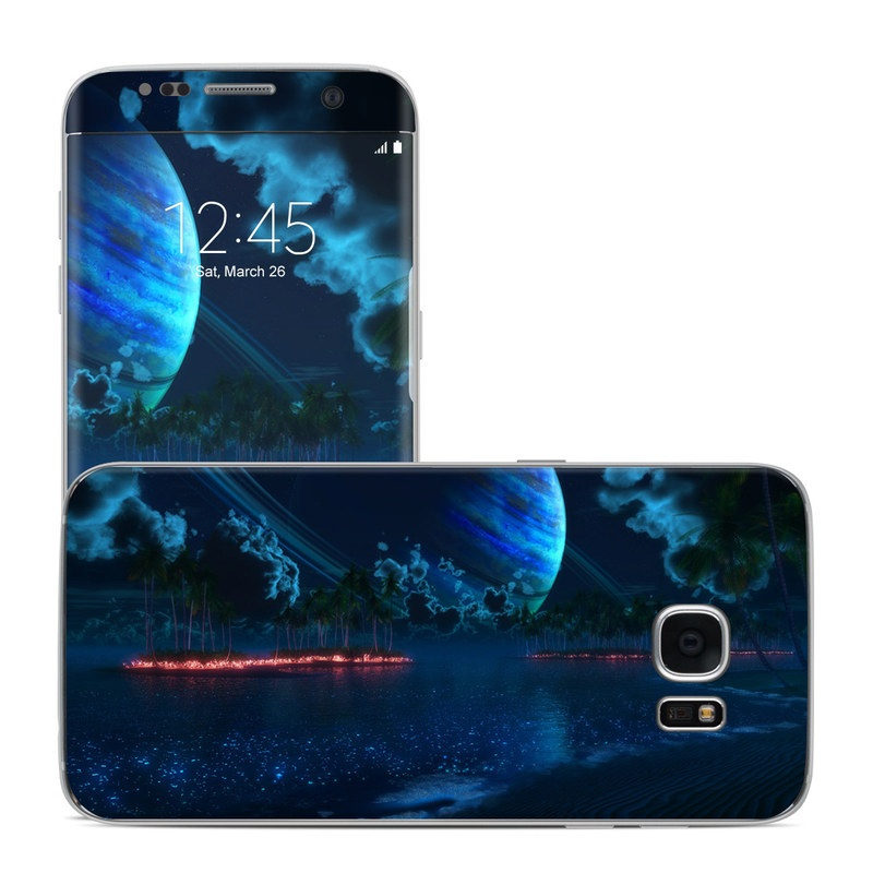 Thetis Nightfall Samsung Galaxy S7 Edge Skin