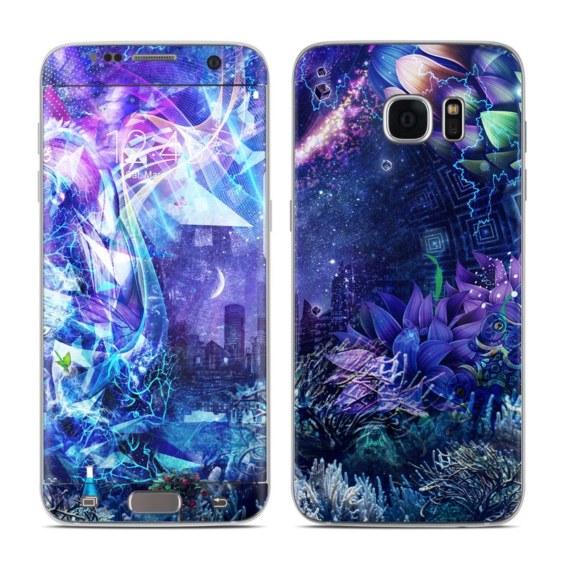 Transcension Galaxy S7 Edge Skin