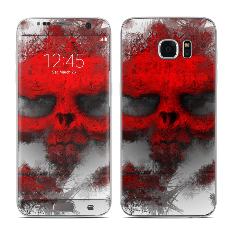 War Light Galaxy S7 Edge Skin