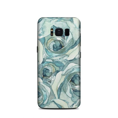 Bloom Beautiful Rose Samsung Galaxy S8 Skin