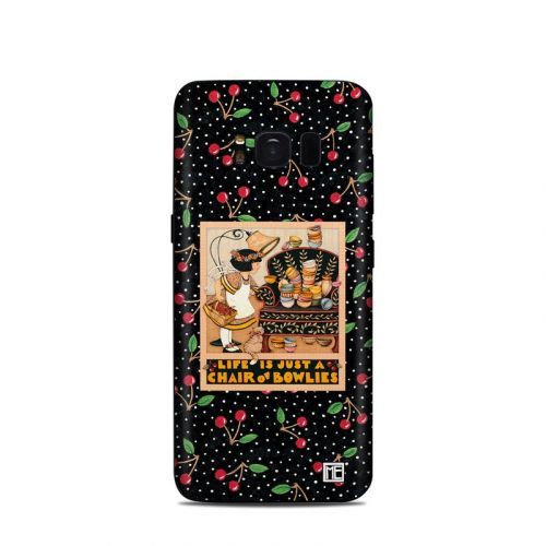 Chair of Bowlies Samsung Galaxy S8 Skin