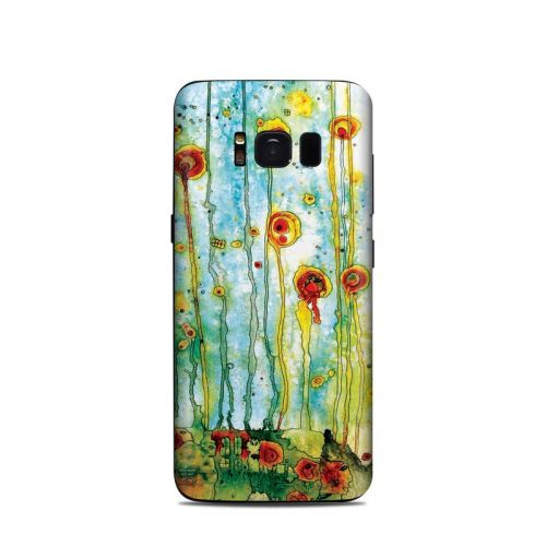 Beneath The Surface Samsung Galaxy S8 Skin