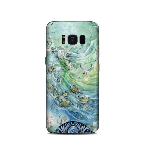 Cancer Samsung Galaxy S8 Skin