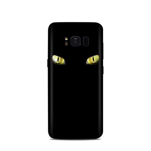 Cat Eyes Samsung Galaxy S8 Skin