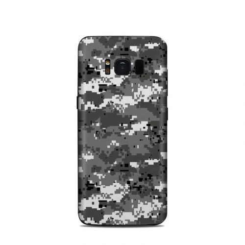 Digital Urban Camo Samsung Galaxy S8 Skin