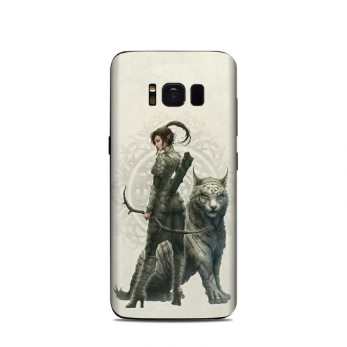 Half Elf Girl Samsung Galaxy S8 Skin
