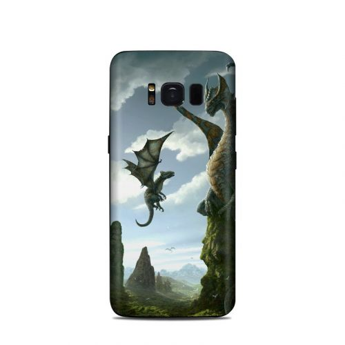 First Lesson Samsung Galaxy S8 Skin