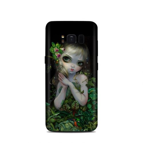 Green Goddess Samsung Galaxy S8 Skin