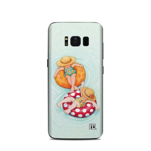 Inner Tube Girls Samsung Galaxy S8 Skin